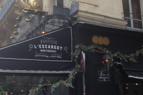 escargot restaurant
