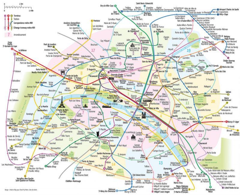 plan-metro-monuments-paris