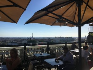Rooftop Terrass hotel