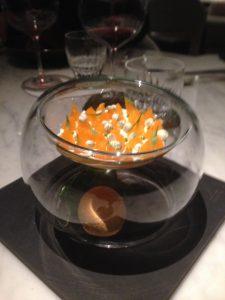 Dessert Restaurant Gastronomique