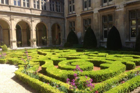 Pariser Parks und Squares - Nicole\'s Paris